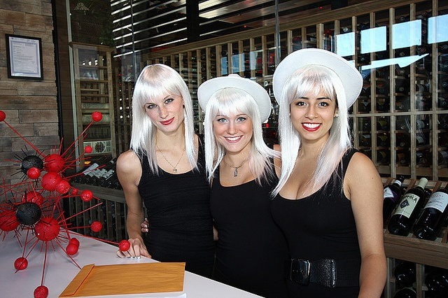 The Houston Ladies! by Houston Avenue Bar & Grill, via Flickr