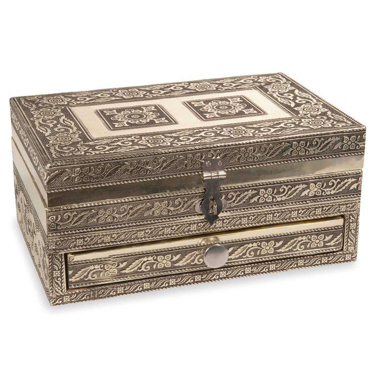 Populaire Les 25 meilleures idées de la catégorie Boîtes à bijoux antiques  FA65