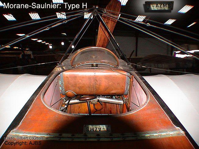 Special Hobby Morane Saulnier Type N - Works in Progress ...