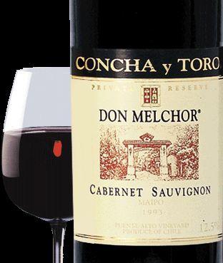 El famoso vino Chileno. $50