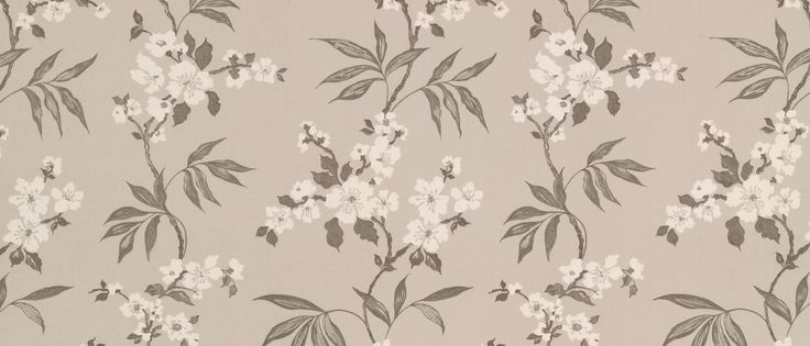 Calissa Marble Grey Cotton Fabric at Laura Ashley