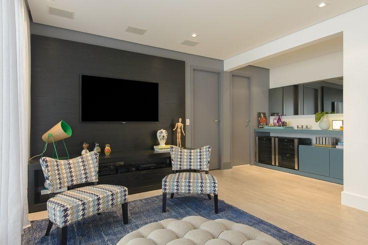 Salas de estar sugest es para quem tem muito ou pouco for Sala de estar pintura