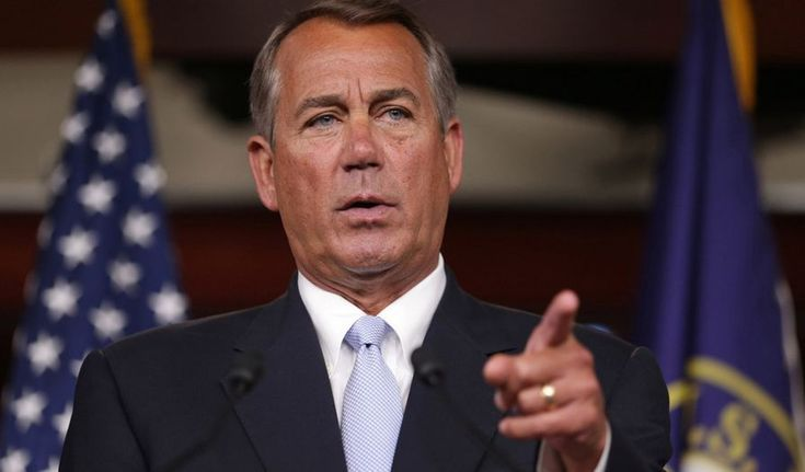 John Boehner Net Worth: How rich is the politician now