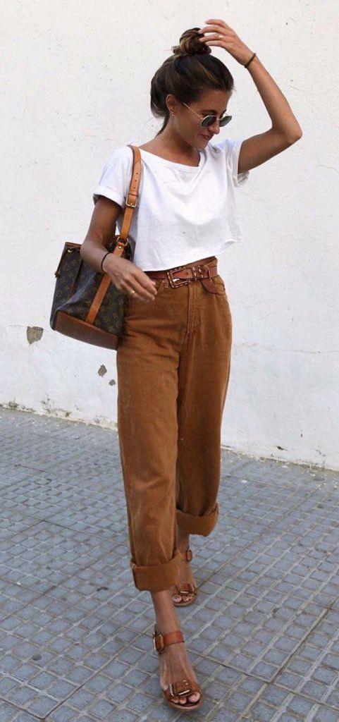 9 Comment être élégant avec une jupe à bretelles