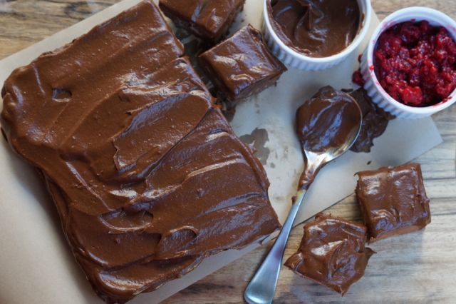 Paleo Chocolate Brownies Recipe.