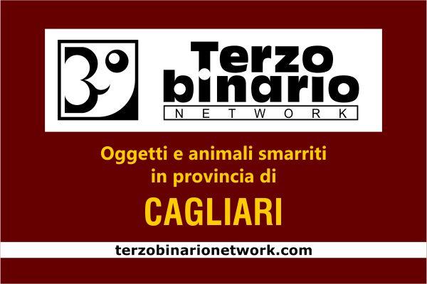 Oggetti e animali smarriti in provincia di Cagliari