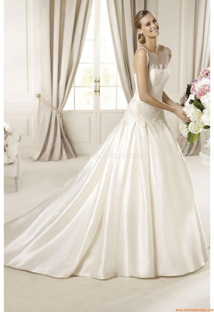Buy Wedding Dress Pronovias Durango 2013 At Cheap Price