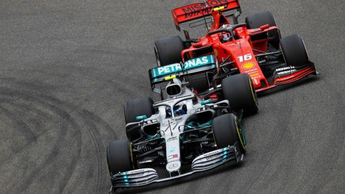 Ferrari Mirroring Mercedes With Upgrade Package Ferrari Chinese Grand Prix Grand Prix Cars