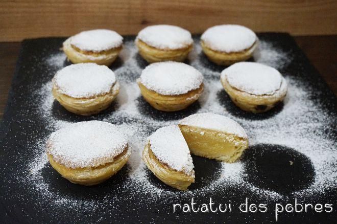 Pastelinhos de feijão | ratatui dos pobres