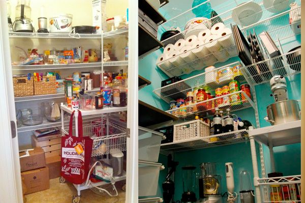 Perfect pantry projects a collection of ideas to try for Perfect kitchen organization