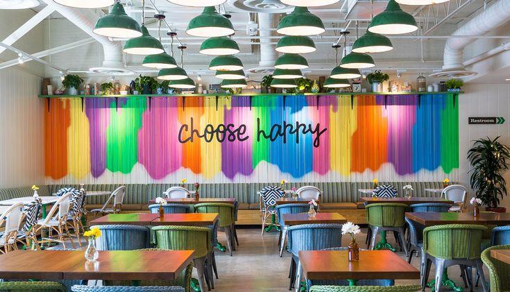 Healthy Restaurant Atlanta Lenox In 2020 Flower Child Ginger Flower Flowers