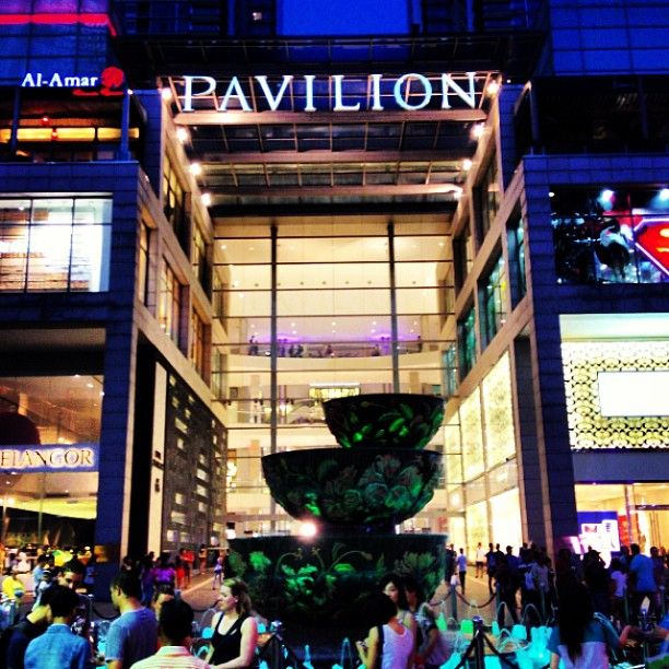 Pavilion Kuala Lumpur in Kuala Lumpur, Kuala Lumpur