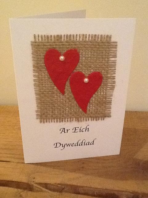 Ar eich dyweddiad/on your engagement, via Flickr.