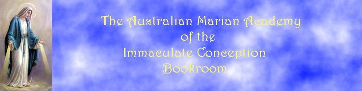 Australian Marian Academy of the Immaculate Conception Bookroom