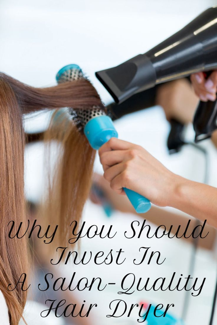 Why You Should Invest In A Salon-Quality Hair Dryer | Hair tools | hair dryers | hot tools | t3 hairdryer | drybar blowout