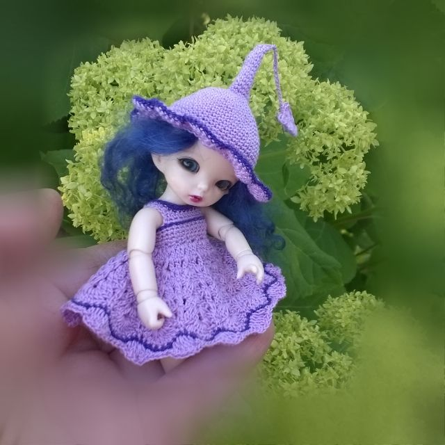 Fairy outfit for pukipuki