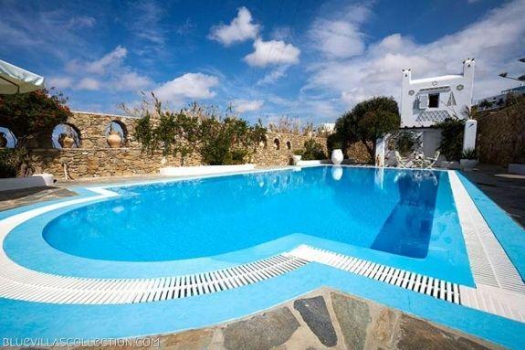 Hurmuses Villa Pool