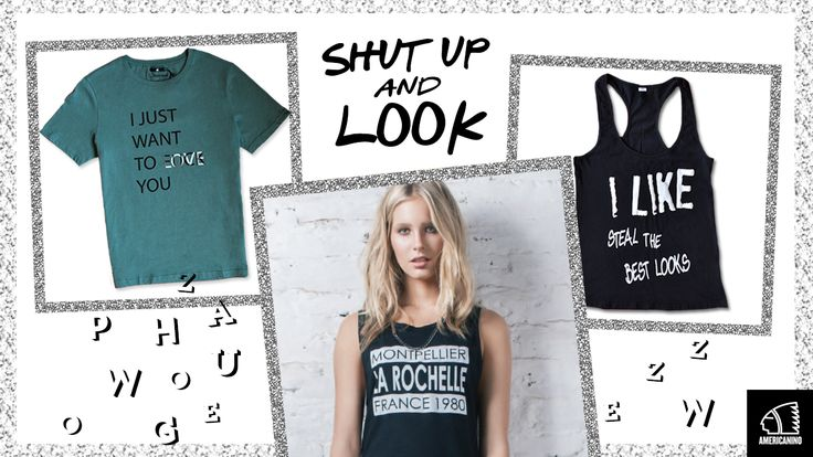 Hitlist: La moda habla por ti by Americanino