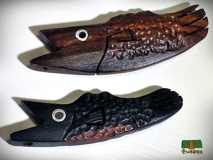 물고기 펜던트 :: 큰나무공작소