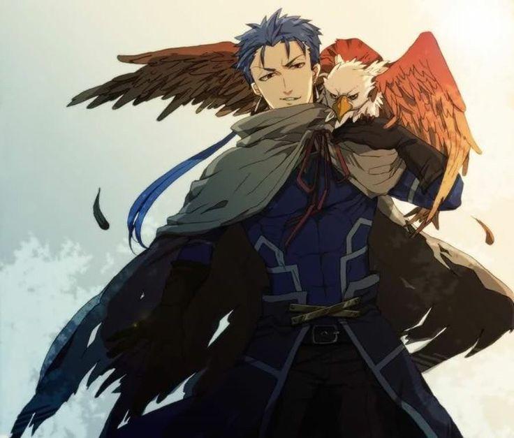 Fate/Stay Night Lancer | Anime Fan Arts | Pinterest | Night