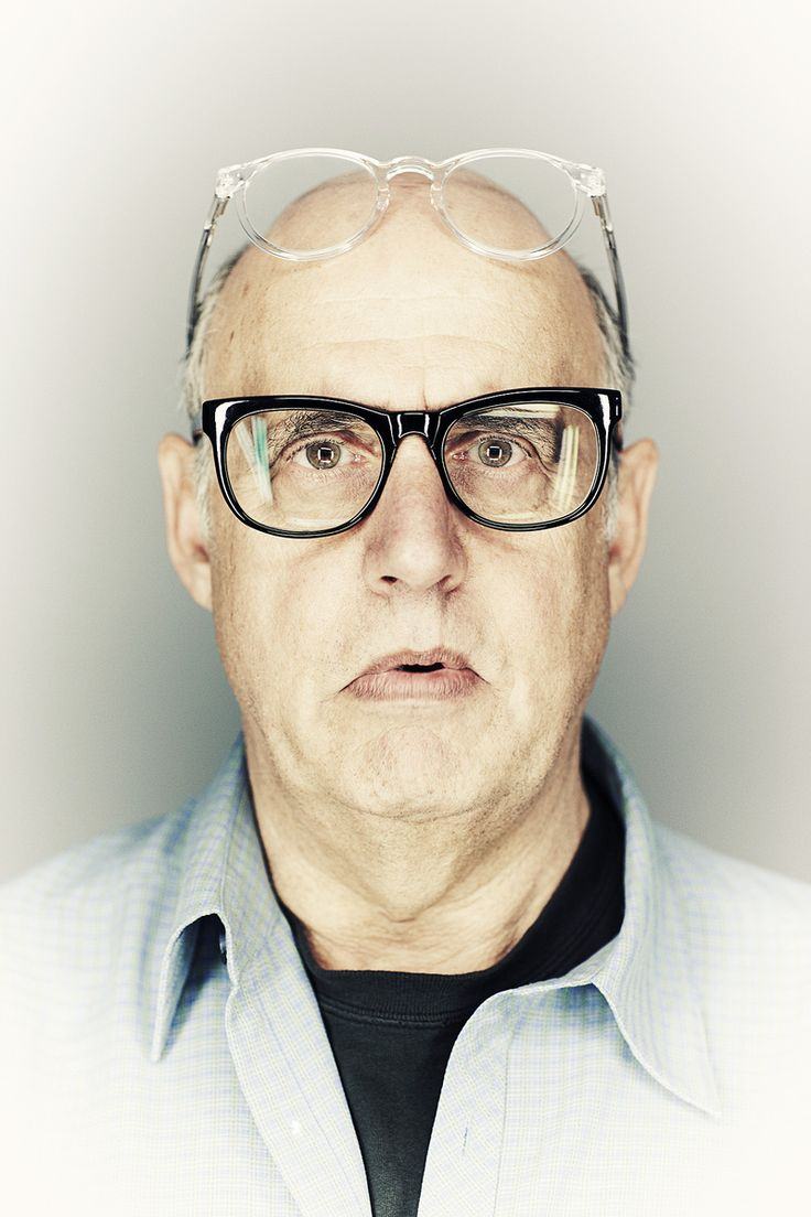 Jeffrey Tambor. The Ropers, The Larry Sanders Show, Arrested Development, and Transparent. Plus The Hangover and Howard Stern's catch phrase. What a resume. Photo by Michael Muller.