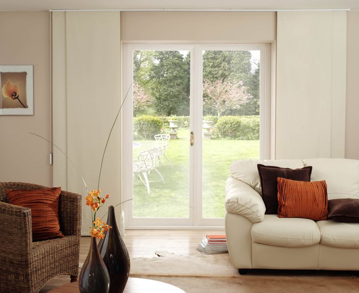 How To Put Curtains On Sliding Glass Door Tyres2c