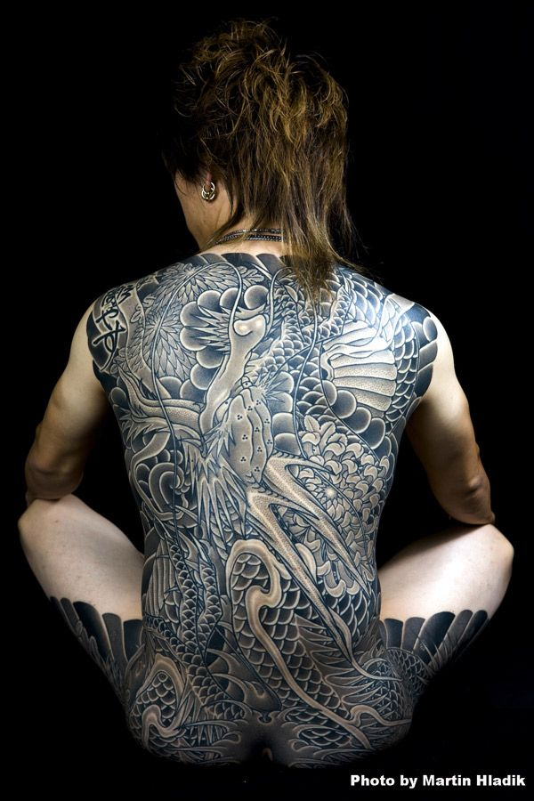 17 best images about body art on pinterest craig for Japanese body tattoo