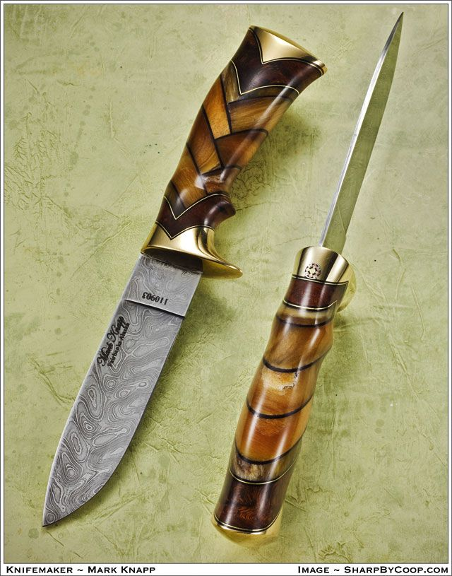 Photos SharpByCoop • Gallery of Handmade Knives - Page 14
