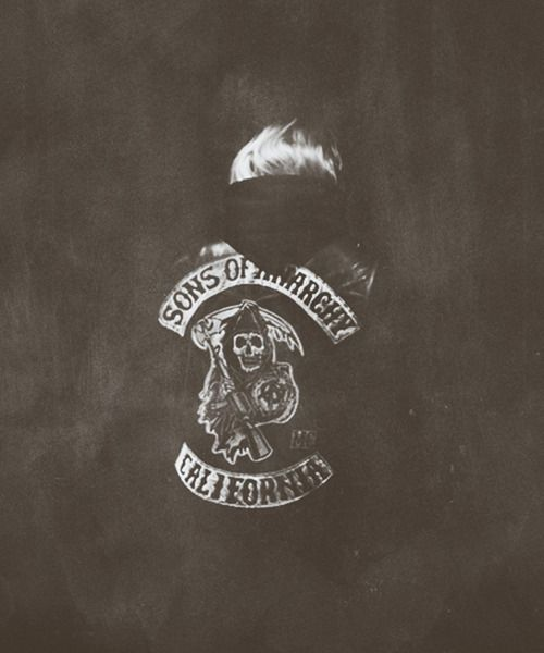 Sons of Anarchy California jacket