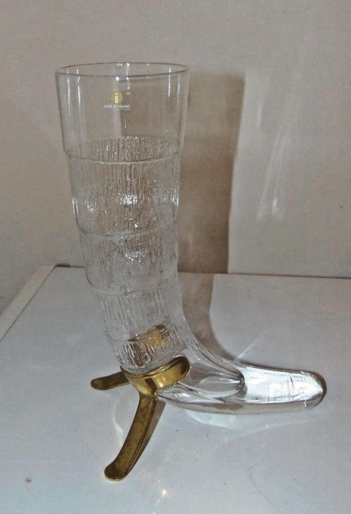 Iittala Finland Vintage Valto Kokko Harald 12 Ounce Drinking Glass Iittala Ebay Sale Sale Items Items
