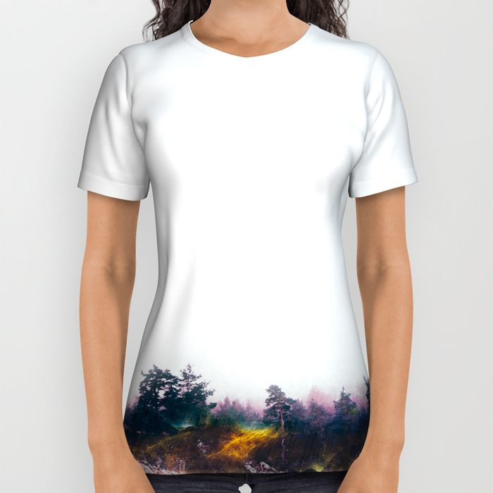 Always follow your heart All Over Print Shirt by HappyMelvin | Society6
