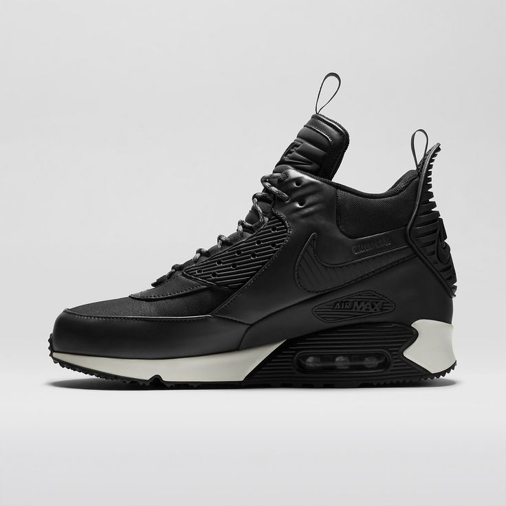 nike air max 90 sneaker boot blackout lyrics