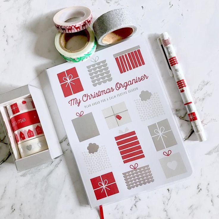 Shopping at Kikki.k. Christmas planner time!