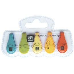 Oli™ Magnetic Paper Clips