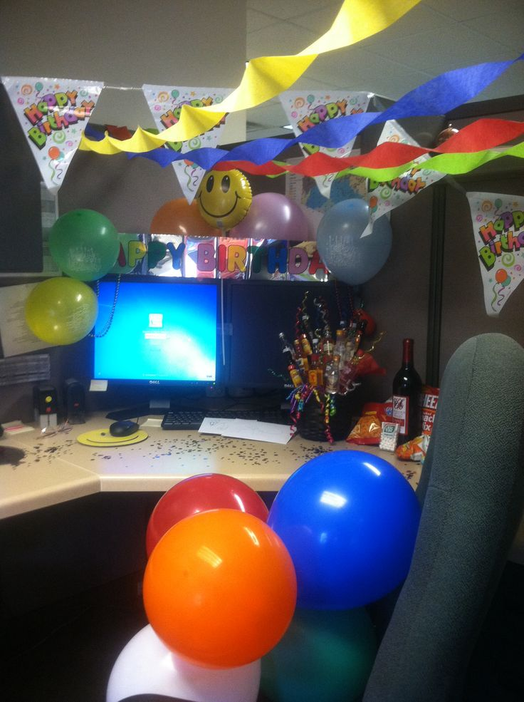 office happy birthday