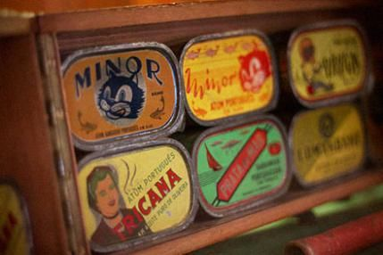 Conserveira de Lisboa (Lisboa): A family run business specializing in Portuguese canned seafood, made the traditional way.