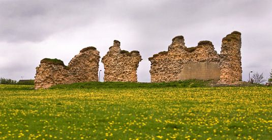 King John's Palace is a Grade II listed ruin situated in Kings Clipstone, Nottinghamshire. It was used by many Kings of England during medieval times and played an important role on the development of Magna Carta in 1215.