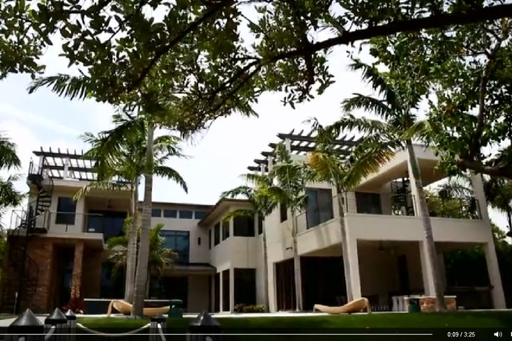 Rory McIlroy's house in Florida