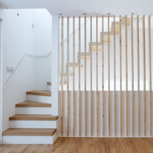 Stair detail - Level Architects