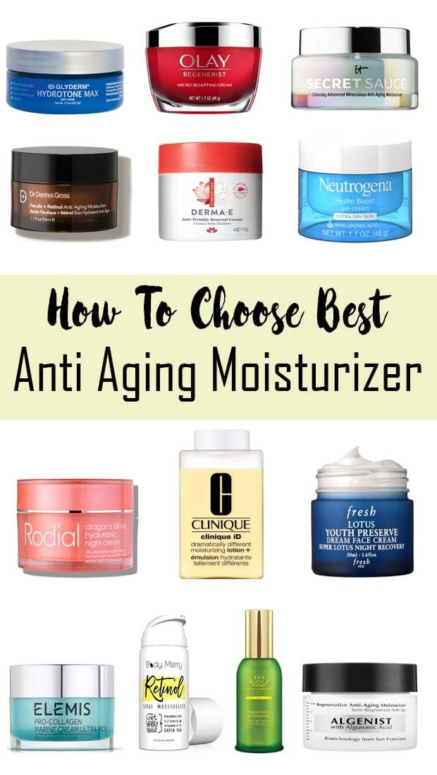 Best Anti Aging Moisturizer For 30 Year Olds Anti Aging Skin Products Anti Aging Cosmetics Anti Aging Moisturizer