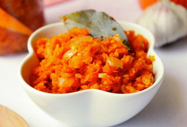 Морковная икра на зиму через мясорубку | Печем и варим