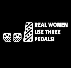 Best Bumper Stickers Images On Pinterest Vinyl Decals - Custom race car window decalsreal women usepedals sticker funny jdm honda girl race car