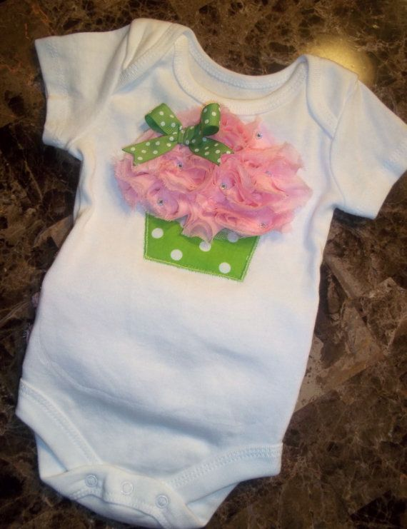 Great idea!  I made a cupcake shirt before, but this is super cute and who doesn't love frills?