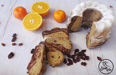 Kalóriaszegény, cukormentes, zsírszegény, gluténmentes kuglóf (vegán)