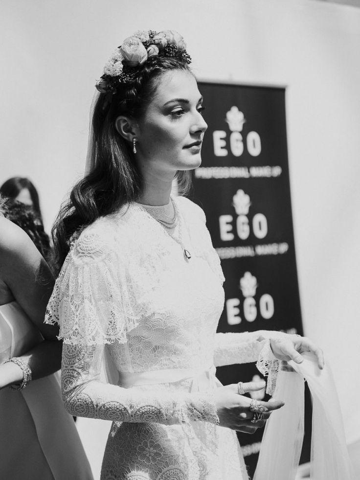 Costura Española Madrid 2017 / Foto Lazarina Kanorova