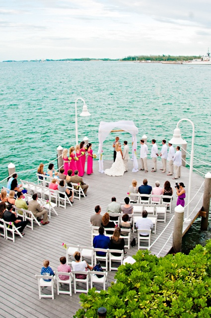 Lovely Cute Small And Private Wedding