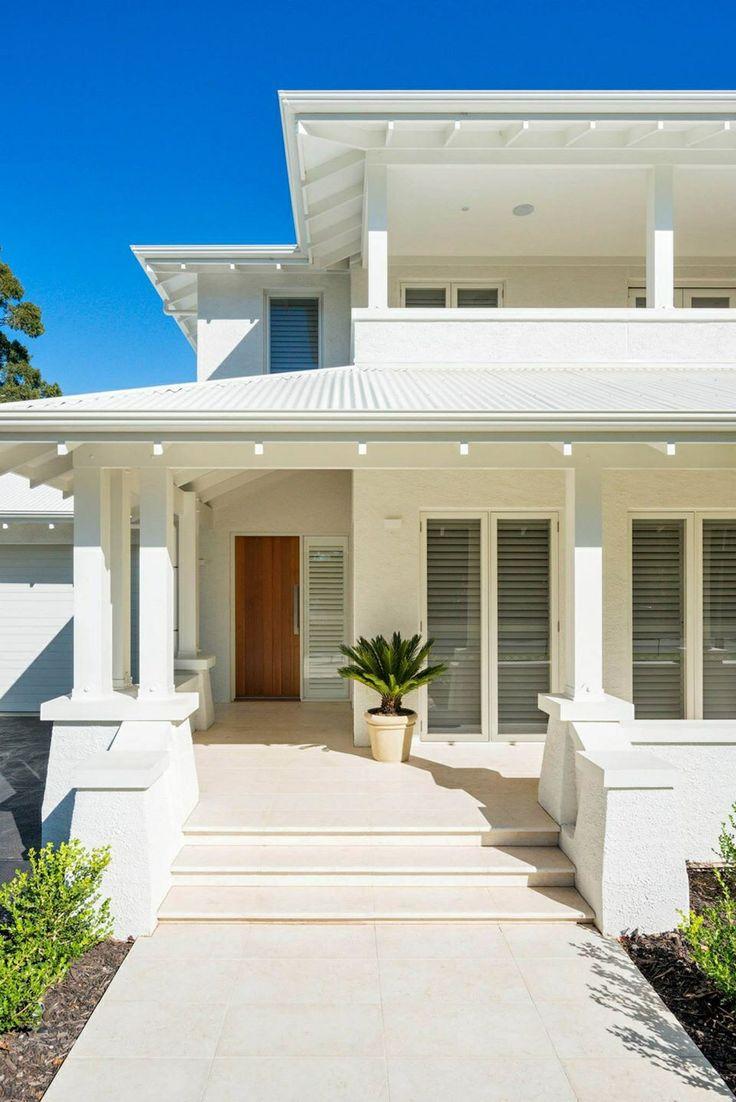 Hamptons Style Duplex
