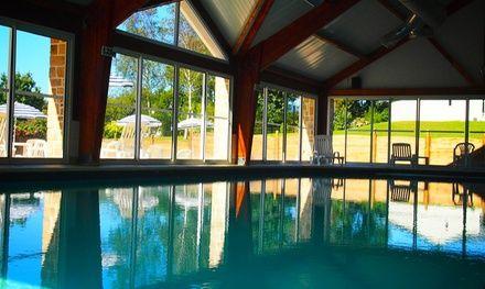 Bretagne : 7 nuits en cottage standard ou en gîte au village vacances La Lande du Moulin 4* pour 4 à 6 personnes
