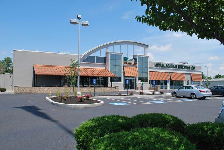 Our newest Appalachian Brewing Co. location in Mechanicsburg, PA. #CraftBeer #Mechanicsburg #Restaurant