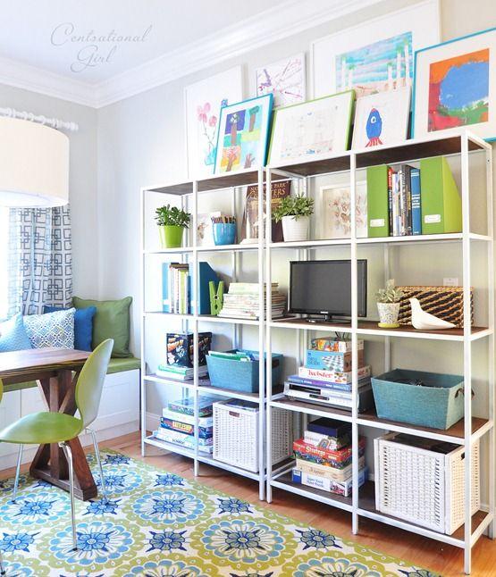 good shelf organizing ideas from vittsjo shelving centsational girl
